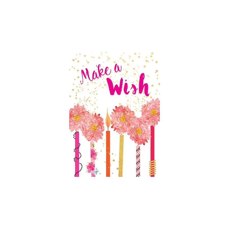 Wish Candles 5x7|Calypso