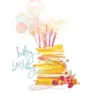 Yellow Layer Cake|Calypso