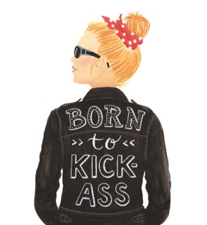 Born To Kick Ass|Calypso