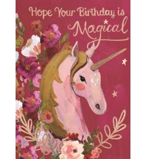 Magical Unicorn|Calypso