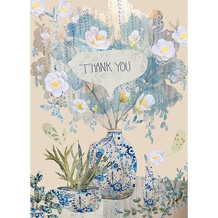 Thank You Vase|Calypso