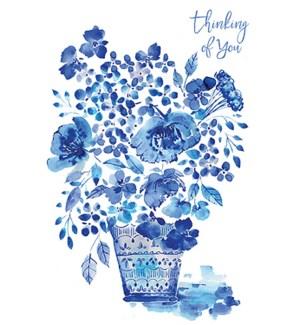 Blue Vase|Calypso