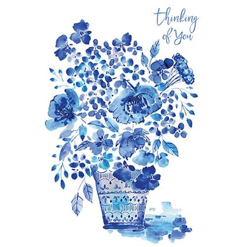 Blue Vase Calypso