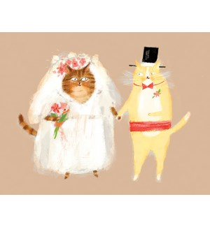 Wedding Cats|Calypso