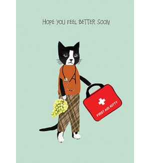 First Aid Kitty|Calypso