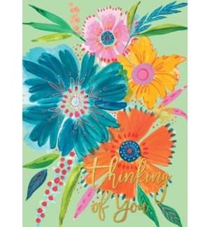 Boho Flowers 3|Calypso