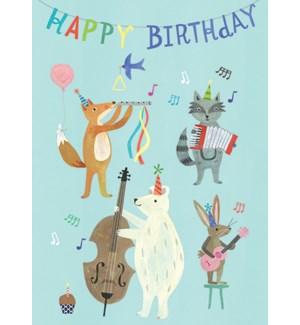 Birthday Band|Calypso