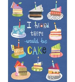 Heard Cake|Calypso