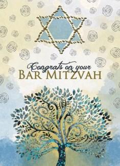 Tree Bar Mitzvah 5x7|Calypso
