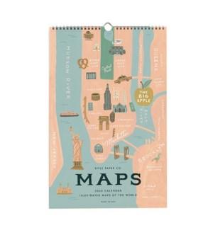 2020 City Maps