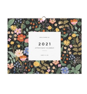 2021 Wild Garden Appointment Calendar