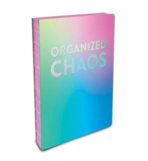 Coptic-Bound Journals Medium - Organized Chaos