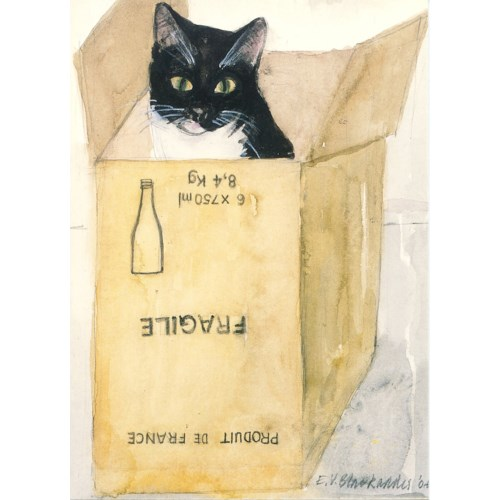 Cat In A Box 5x5|Canns Down