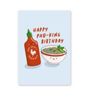 Happy Pho King Birthday|Central 23