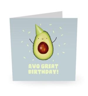 Avo Great Birthday|Central 23