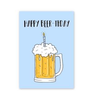 Happy Beerday|Central 23