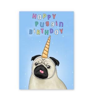 Happy Puggin Birthday|Central 23
