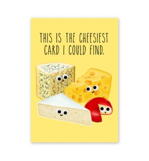 Cheesiest Card I Could Find|Central 23