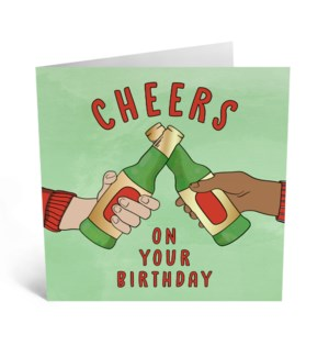 Cheers On Your Birthday|Central 23