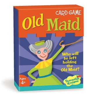 Old Maid Card Game - restock 6/20