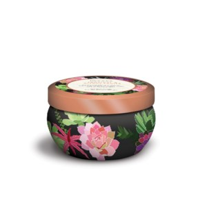 Tropical & Citrus Fruits Candle in Tin