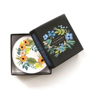 Herb Garden Coaster Set