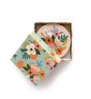 Lively Floral Coaster Set