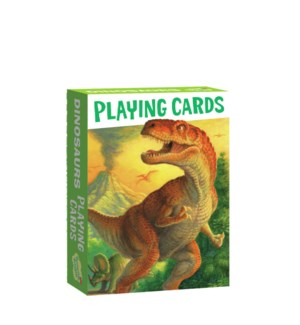 Dinosaurs Playing Card Pack