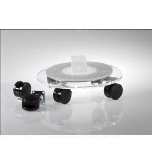 SPINNER-Casters|Clear Solutions
