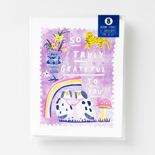 Riso Card Set - So Truly Grateful To You