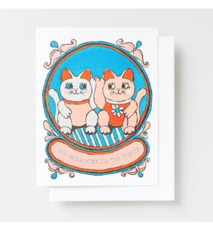 Riso Card Set - So Grateful To You