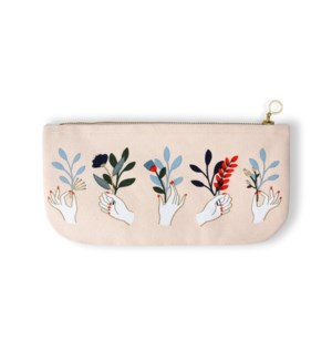 Hand Picked Envelope Pouch