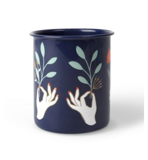 Hand Picked Pencil Cup