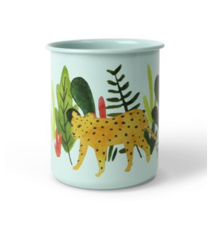 Jungle Cat Pencil Cup