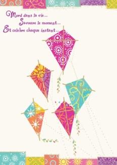 Kites 5 x7|Designer Greetings