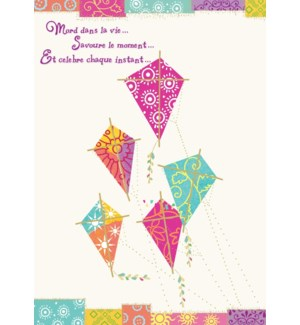 Kites 5 x7|Designer Greetings