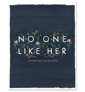 No One Like Her Dear Hancock