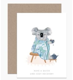 Cozy Koala|Dear Hancock