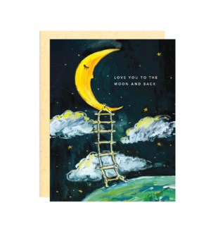 Love You To The Moon And Back|Darling Lemon