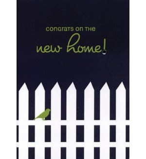 Congrats New Home 5x7|Designs By Maria