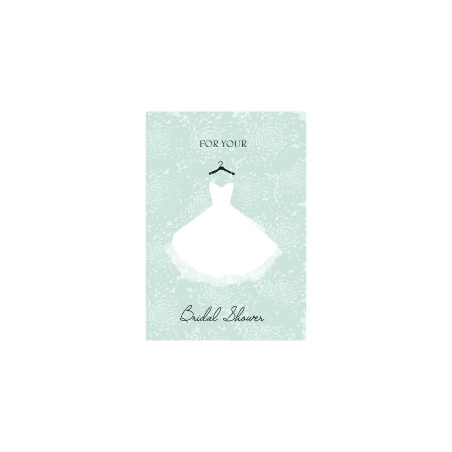 Shower Dress  5x7|Designs By Maria