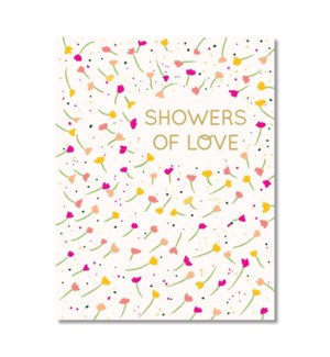 Showers of Love|Designs by Val