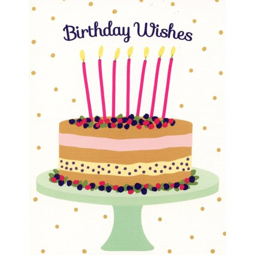 Berry Cake 4.25x5.5|Designs by Val