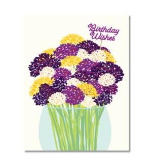 Violet Floral|Designs by Val