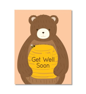 GWS Bear|Designs by Val