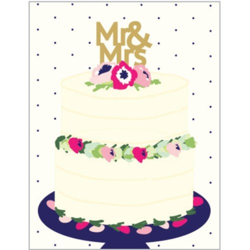 Mr & Mrs 4.25x5.5|Designs by Val