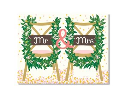 Mr & Mrs|Designs by Val