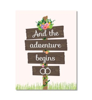 Adventure Begins|Designs by Val