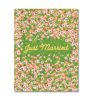 Just Married|Designs by Val