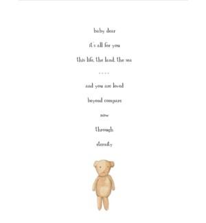 Baby Dear|E Frances Paper